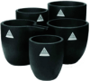 Ultramelt Carbon Bonded Silicon Carbide Crucible