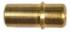 Brass Single Barbs Barbed Insert -- BI-3B
