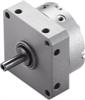 DSM-8-180-P Semi-rotary drive 180 deg -- 173191