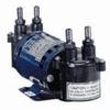 Air Cadet Vacuum/Pressure Pump, Diaphragm, dual head, 0.91 cfm, 230 VAC -- GO-07532-65