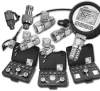 Digital Pressure Gauge -- Diagnostic Tee Kits