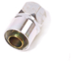 Industrial High Pressure Hydraulic Crimp Fitting – 94 Series (JIC) 37D Female Swivel -- 10694-8-8