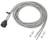 Fiber optic through beam sensor -- E20229 -Image