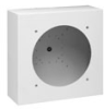 Backbox-Recessed/Surface-LUH-15T, Stainless, 10.5in Sq x 4in Deep -- LUH-BOX