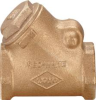 "RED-WHITE CHECK VALVE ""Y"" PATTERN 1 1/2"" IPS -- IBI209163"