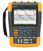 Fluke 190-062/S Oscilloscope, Handheld, 2-Channel, 60 MHz, color, w/SCC290 Kit -- EW-20041-31