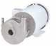 Sanitary 3A Centrifugal Pump, 62 GPM, 1.5 HP, White Epoxy Motor, 3600 RPM -- GO-76710-00