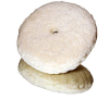3M Perfect-it White Wool Pad Quick Change Attachment - 9 in Diameter - 05753 -- 051131-05753 - Image