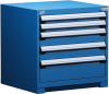Heavy-Duty Stationary Cabinet (with Compartments) -- R5ADG-2801 -Image