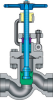 Socket Weld/threaded Globe Valves