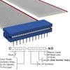 Rectangular Cable Assemblies -- C2PXS-2436G-ND -Image
