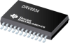 DRV8834 2.2A Low Voltage Stepper w/ 32-step Indexer or Dual Brushed DC Motor Driver (Indexer or PH/EN Ctrl) -- DRV8834PWPR -Image