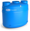 3 Manway Fiberglass Gravity Oil Interceptor IAPMO Certified for UPC (All Sizes) -- Proceptor -Image