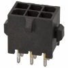 Rectangular Connectors - Headers, Male Pins -- A30416-ND -Image