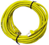 14 ft Enhanced Category 5 Cable - Yellow -- CATPC14YEL