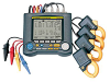 Clamp-on Power Analyzer with complete accessory package -- YE/CW240-D/DA/PMI/SPI