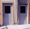 Fiberglass Doors - Storm Rated -- Fib-R-Dor
