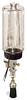 "(Formerly B1743-6X06), Electro Chain Lubricator, 1 qt Polycarbonate Reservoir, 1"" Round Brush Nylon, 120V/60Hz -- B1743-032B1NR31206W -- View Larger Image"
