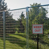 Outdoor Security Fencing -- 3604000