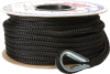 3/8 in. x 100 ft Double Braided Anchor Line -- 8373839