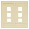 Datacommunication Face Plate -- IFP26AL - Image