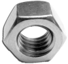 DISHMACHINE PARTS, NUTS AND BOLTS, LOCK NUT -- 88-511