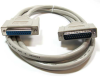 10ft IEEE-1284 DB25 M/F Parallel Printer Extension Cable -- E425-10 - Image