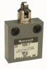 Miniature Enclosed Switches Series 14CE: Cross Roller Plunger (90° Rotated Plunger); 1NC 1NO SPDT Snap Action; 2 m Cable -- 14CE3-2