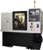 Single-Spindle CNC with Four Compound Slides -- LNT-D Series