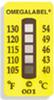 Non-Reversible Temperature Labels -- TL-5