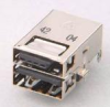 Cable Assemblies and IO cable connectors, IO cable connectors, USB Series, USB plus Power, Most Popular Configuration=Not Applicable -- 57489-1010BLF - Image