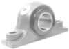 Pillow Block (Type E) - 4 Bolt - Set Screw Collar