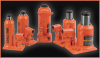 Hydraulic Bottle Jacks -- EBJ Series - Image