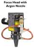 Focus Heads Cables & Meters for Laser Welding - Image