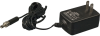 120VAC to 12VDC @ 1A, Wall Mount Power Supply w/ Locking Connector -- TR125 - Image