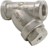 Cast Stainless Steel Y Strainers -- 581-SS