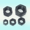 Carbon Steel Nut -- LD-024CS-BN - Image