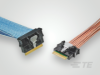 Sliver, SFF-TA-1002, SlimSAS & MCIO Cable Assemblies -- 2821743-2 -- View Larger Image