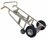 Aluminum Drum Truck With Pneumatic Tires -- DRM1078 -Image