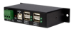 StarTech.com Mountable 4 Port Rugged Industrial USB Hub -- ST4200USBM - Image