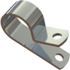 Cable Clamps - Screw Mount -- AL2A -- View Larger Image