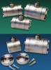 High Pressure Turbine Flow Meters For Liquids & Gases