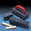 Crystolon® Fluted Hand Brick BF26 -- 61463687840 - Image