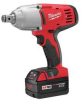 Impact Wrench Kit,18 V,3/4 Dr,525 Ft-lb -- 4LET5