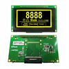Display Modules - LCD, OLED, Graphic -- NHD-2.7-12864UCY3-ND