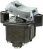 TP Series Rocker Switch, 4 pole, 2 position, Screw terminal, Flush Panel Mounting -- 4TP12-3 -Image