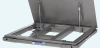 Floor Scales and Heavy-Duty Scales -- PFA579lift Floor Scale -Image