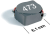 MSS6132 Series Shielded Surface Mount Power Inductors -- MSS6132-393 -Image