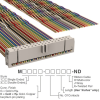 Rectangular Cable Assemblies -- M1CXA-3440K-ND -Image