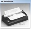 Moisteners